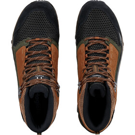 Haglöfs Skuta Proof Eco Mid Shoes Herren oak/deep woods